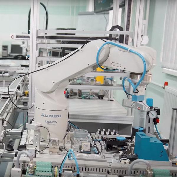 Современная промышленная электроника